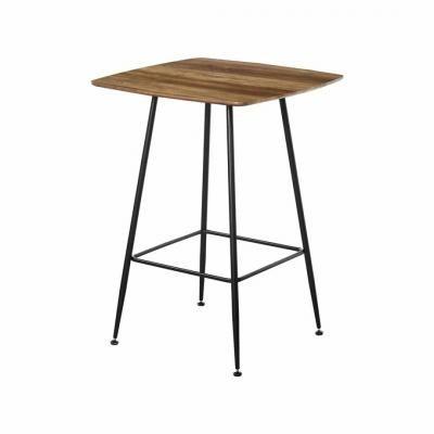 Loft stílusú bárasztal, 75 cm - SAN DIEGO BAR